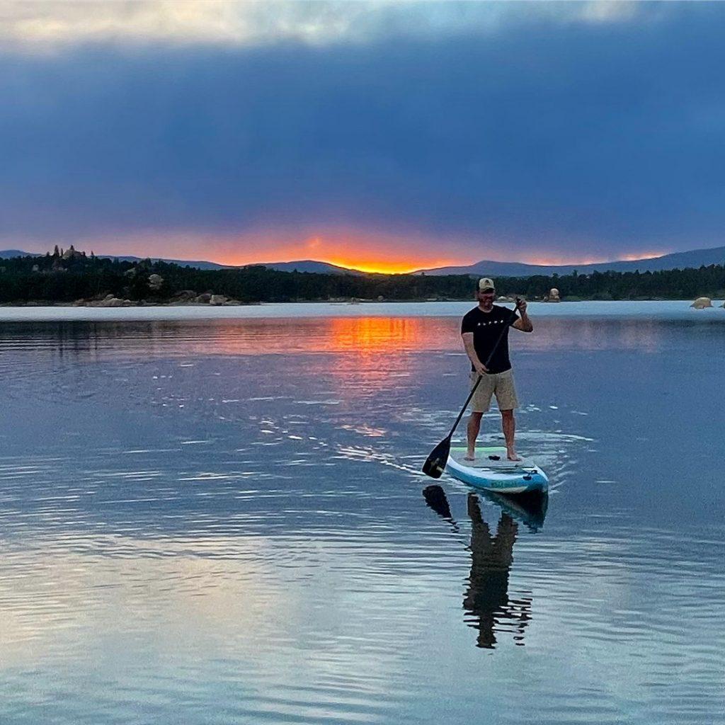 Paddle Board Northern Colorado