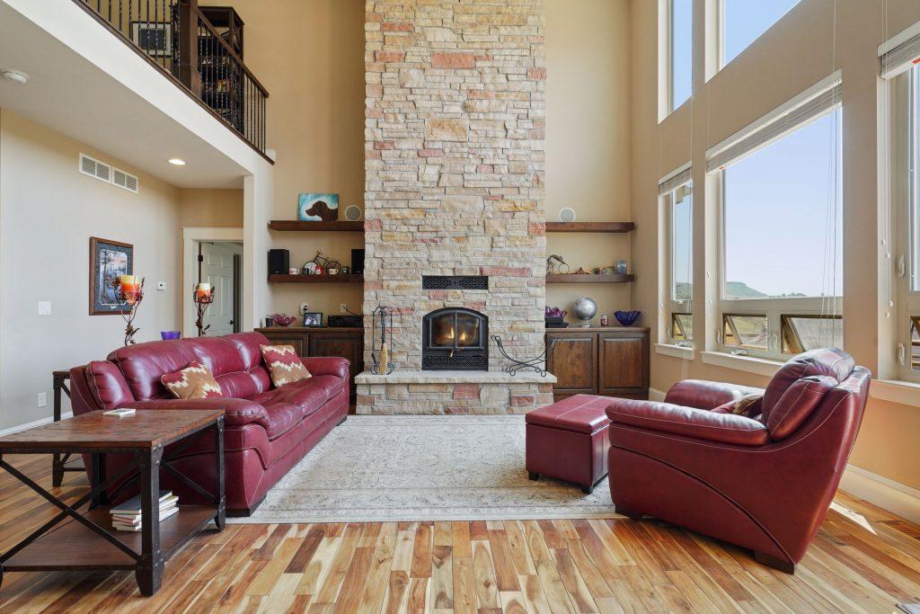 For Sale- Buckhorn Ranch Living Room