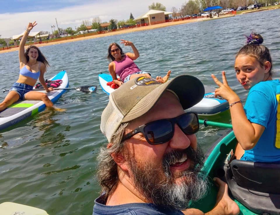 Windsor Lake Fun
