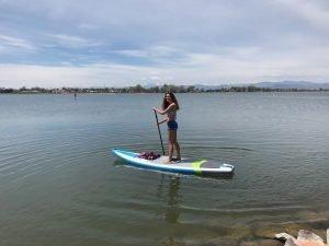 SUP Windsor Lake